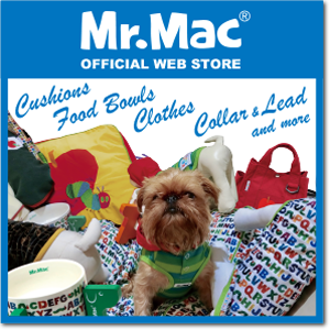Mr.Mac Offcial Web Storeはこちら